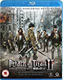 Attack on Titan: The Movie - Part 2: End of the World [Blu-ray] [Reino Unido]