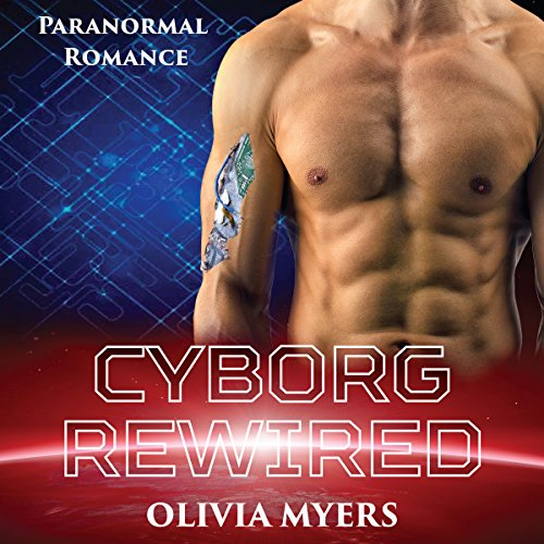 Cyborg Rewired cover art