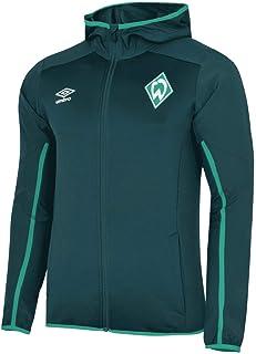 Werder Bremen Umbro Zip Hoody Sweatjacke