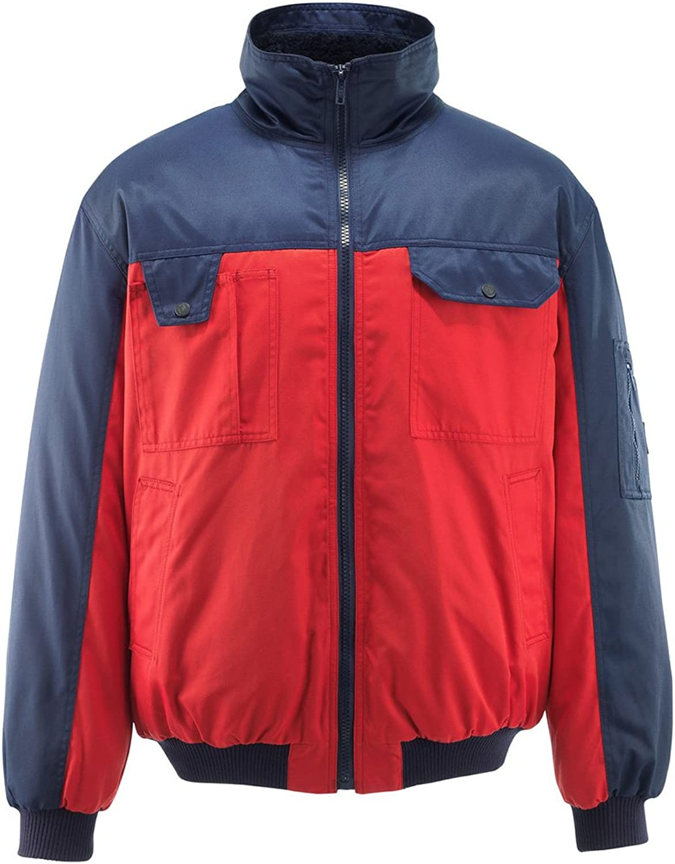 Mascot 00922-620-21 Bolzano Pilot Jacket Jacke XS rot Marine, Marineblau B004S0XBPY  Moderner Modus