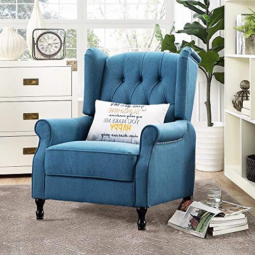 light blue chair - 8