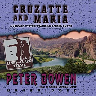 Cruzatte and Maria audiobook cover art