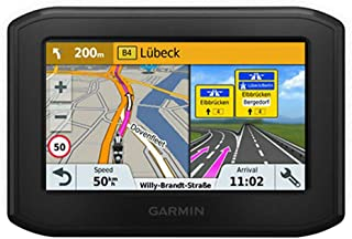Garmin Zumo 346LMT-S WE Navigatieapparaat, Voor Motorfietsen, Kaart Van West-Europa, Levenslange Kaartupdates, Routingfunc...