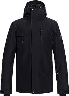 Men's Mission Solid 10k Snow Jacket