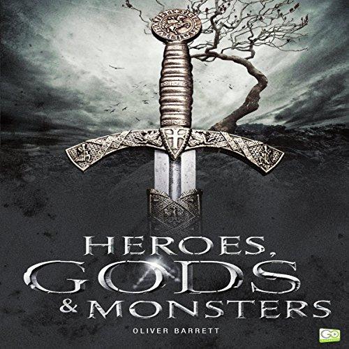 Heroes, Gods & Monsters audiobook cover art