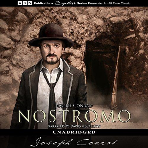 Nostromo cover art