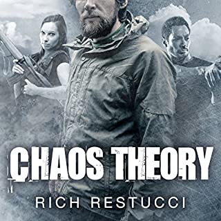 Chaos Theory audiobook cover art