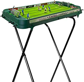 TOOYU Foosball Table, Mini Tabletop Billiard Game Accessories Soccer Tabletops Competition Games Sports Games Family Night