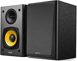 New EDIFIER R1000T4 Ultra-Stylish Active Bookshelf Speaker System - UNCOMPROMISING Sound Quality for Home Entertainment Th...