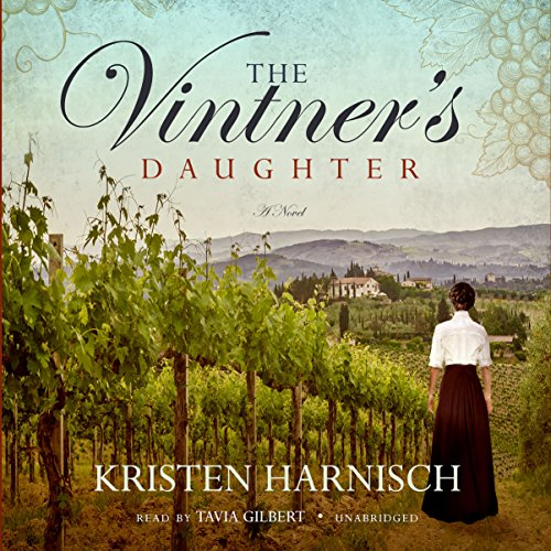 The Vintner's Daughter audiobook cover art