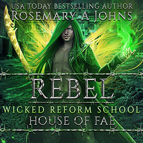 Rebel: House of Fae  By  cover art