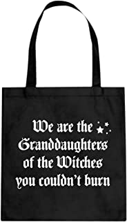 Witches you coudn't burn Cotton Canvas Tote Bag