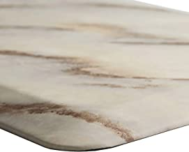 """Anti Fatigue Kitchen Mat, 3/4"""" Thick Marble Print Kitchen Rugs and Mats Cushioned Anti-Fatigue, Comfort Floor Mat, Ergonom..."""