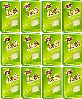 Scotch-Brite Cleaning Pads Dobie (12-Pack)