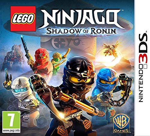 LEGO NINJAGO 3 SHADOW OF RONIN 3DS UK