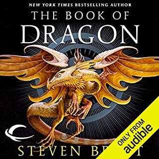Dragon audiobook cover art