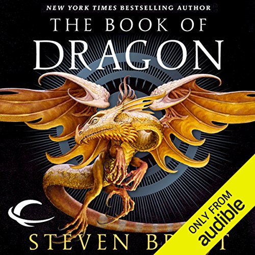Dragon cover art