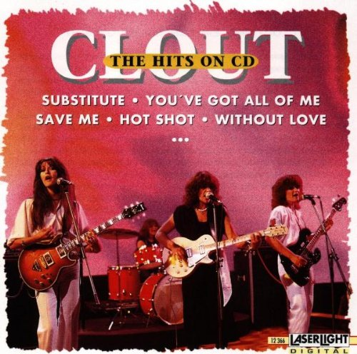 Clout-the Hits on CD