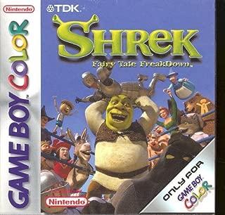 Best gameboy color shrek Reviews