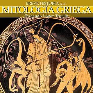 Breve historia de la mitología griega cover art