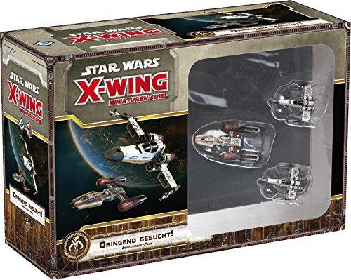 Asmodee  HEI0421 - Star Wars X-Wing - Dringend gesucht, Erweiterungs Pack