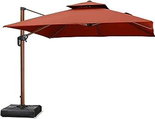 Best square offset umbrella Reviews