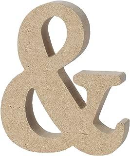 alphabet plaque letter
