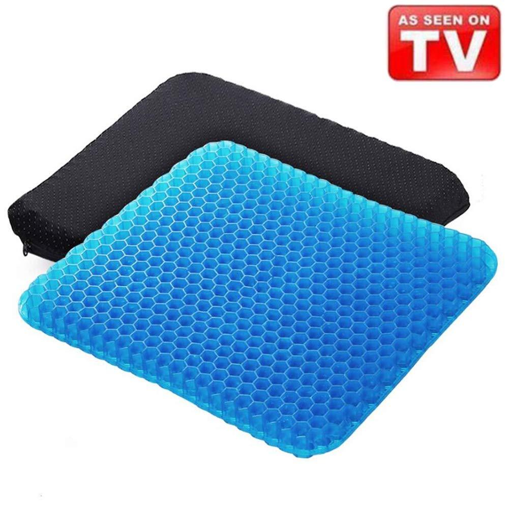 Angushy Breathable Non Slip Wheelchair Honeycomb