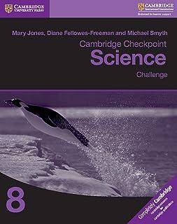 Cambridge Checkpoint Science Challenge Workbook 8