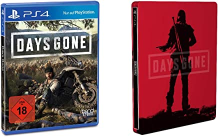 Days Gone - Standard Edition inkl. Steelbook (Exklusiv bei Amazon.de) [PlayStation 4]