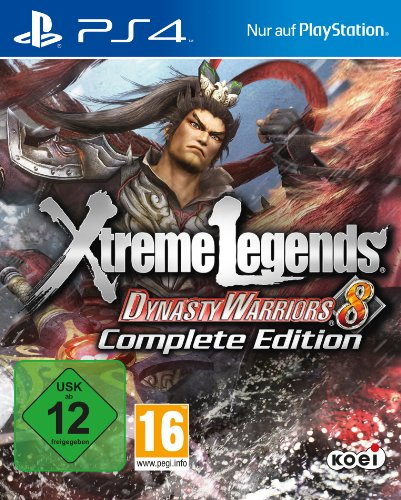 Dynasty Warriors 8 Complete Edition - [PlayStation 4]