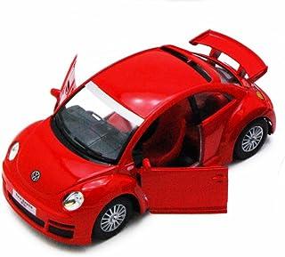 """NOUVEAU 5/"""" kinsmart 1967 Volkswagen Classical Beetle Diecast Modèle Jouet Voiture 1:32 Bleu"""