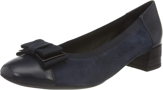 Geox D Chloo Mid A, Pump Mujer