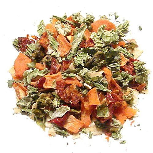 Vegetable Soup Mix by Its Delish, 4 lbs Bag (64 oz) Bulk | Dehydrated Mixed Vegetables
