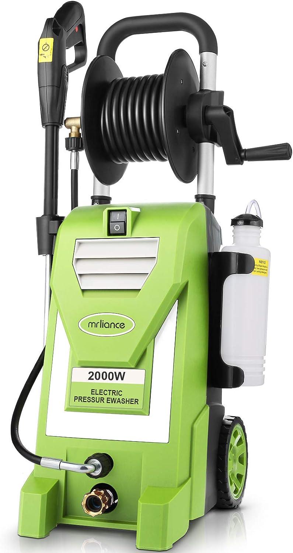 Mrliance 3.0 GPM Electric Pressure Washer