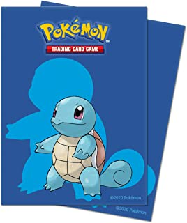 Squirtle Deck Protector Sleeves for Pokémon (65 ct.)
