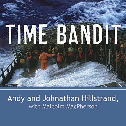Time Bandit audiobook cover art