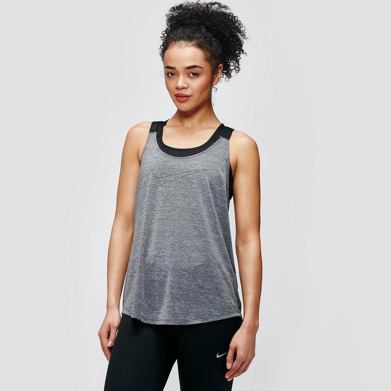 Nike Tank Elastika Schlüsselloch Tank VNR–Frauen T-Shirt