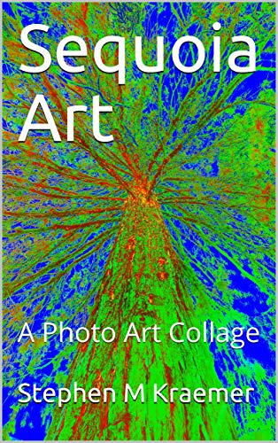 Sequoia Art: A Photo Art Collage (English Edition)