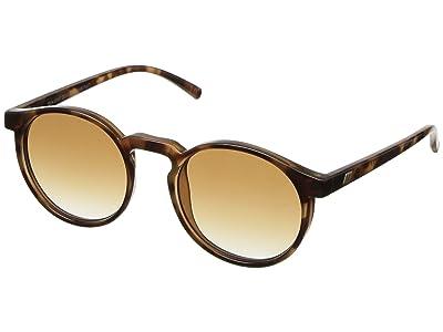 Le Specs Teen Spirit Deux (Tortoise) Fashion Sunglasses