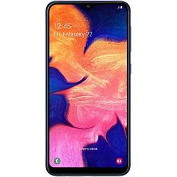 MOVIL Smartphone SAMSUNG Galaxy A10 DS A105 2GB 32GB Azul E ...