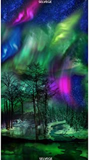 Best northern lights fabric Reviews