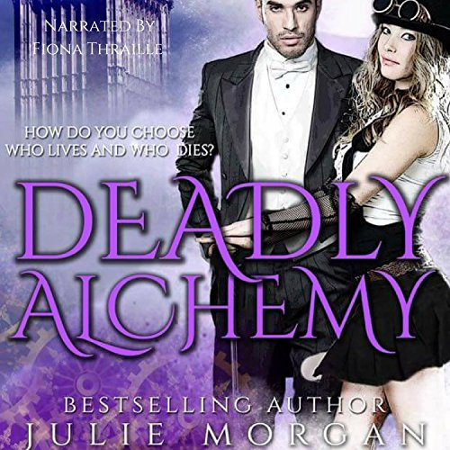 Deadly Alchemy audiobook cover art