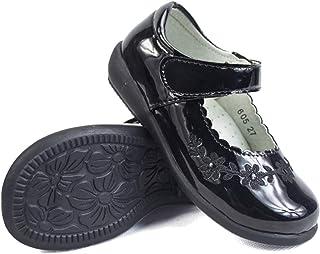 [ヴィンモリ] フォーマルシューズ フラット パンプス 女の子 子供 キッズ マット 靴 結婚式 入学式 卒業式 卒園式 お受験 滑り止め 発表会 七五三17cm-24cm