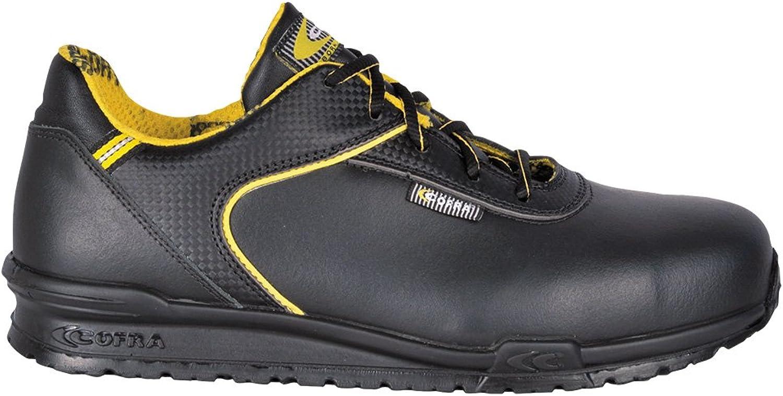 Cofra 78431-002.W39 Size 39 S3 SRC  Gamper  Safety shoes - Black - EN safety certified