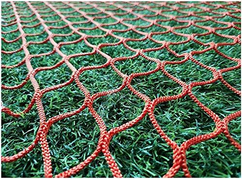 Red de rebote de fútbol para tenis, rebote, de béisbol, de repuesto, de retroceso, para hacer hockey, baloncesto, barrera, de lacrosse, de sóftbol (color: 4 a 5 mm, tamaño: 1,5 x 5 m)