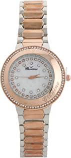 Charisma Casual Watch for Women, Stainless SteelBand, C6082D