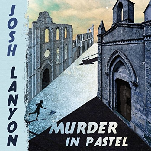 Murder in Pastel audiobook cover art
