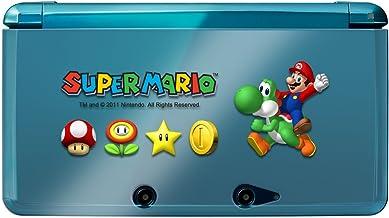 Nintendo 3DS - Protector + Skins Super Mario