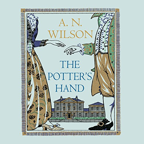 The Potter's Hand audiobook cover art